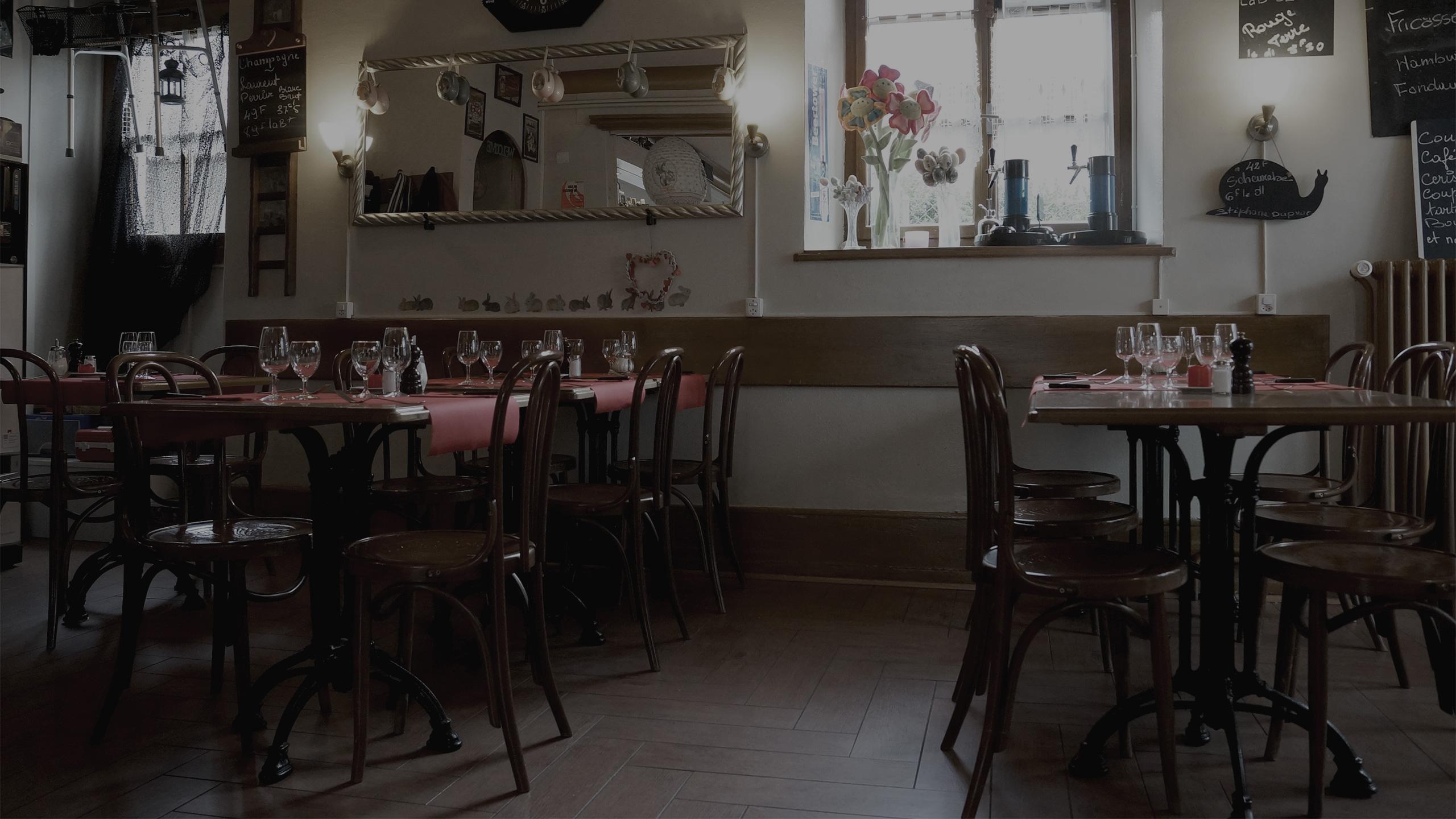 Chez le docteur, restaurant, laconnex